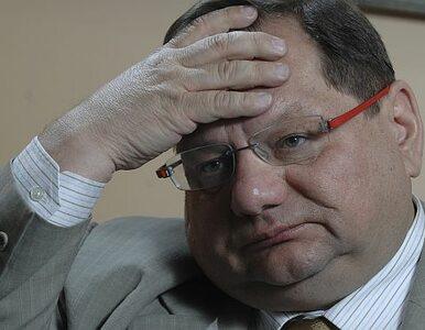 Kalisz: Tusk nie zdymisjonuje Gowina