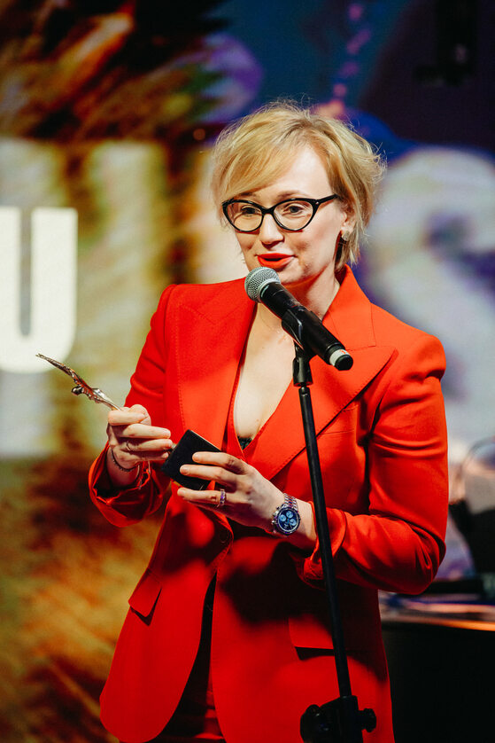 Paulina Piliszek, laureatka nagrody ShEO Awards
