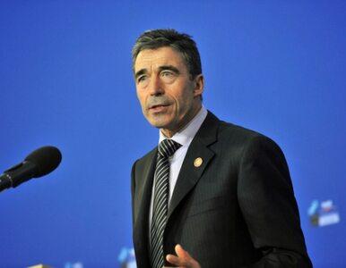 Szef NATO chce budować tarczę antyrakietową razem z Rosją