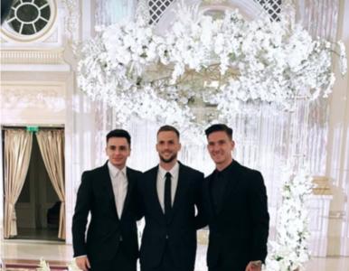Tomasz Kędziora wziął ślub z Wiktorią Stecyk. Zdjęcia z uroczystości...