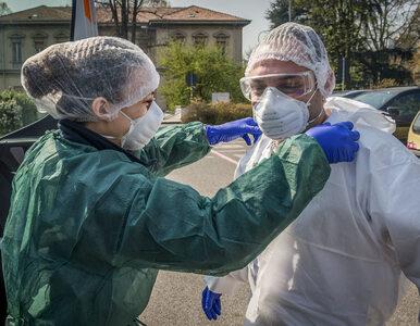 WHO: Wypłaszcza się krzywa zgonów i zakażeń w Europie Zachodniej