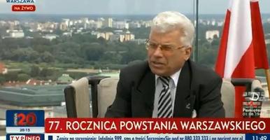 """Ekspert TVP Info komentuje słowa Tuska. """"Nie ma jednak tego genu..."""