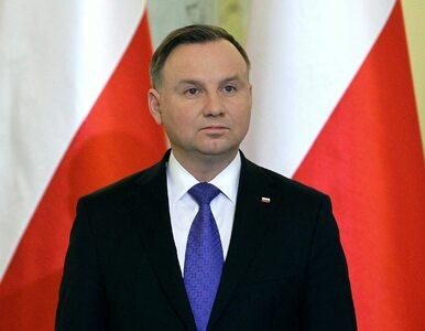 """""""Powiedziała zapłakana: spadł samolot z prezydentem"""". Andrzej Duda..."""
