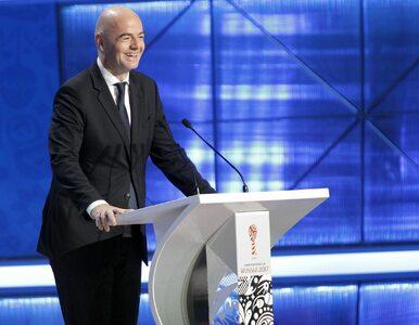 FIFA przyjęła rewolucyjne zmiany. Na mundialu wystąpi więcej drużyn, do...