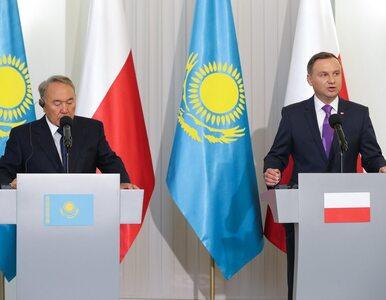 Polska podpisała umowy gospodarcze z Kazachstanem. Wartość inwestycji...