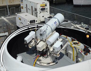 Brytyjska armia stworzy prototyp broni laserowej. Ma być gotowy już w...