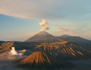Erupcja pod wulkanem Bardarbunga