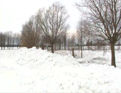 Zima paraliżuje Lubelszczyznę. Kilkanaście miejscowości nadal zasypanych