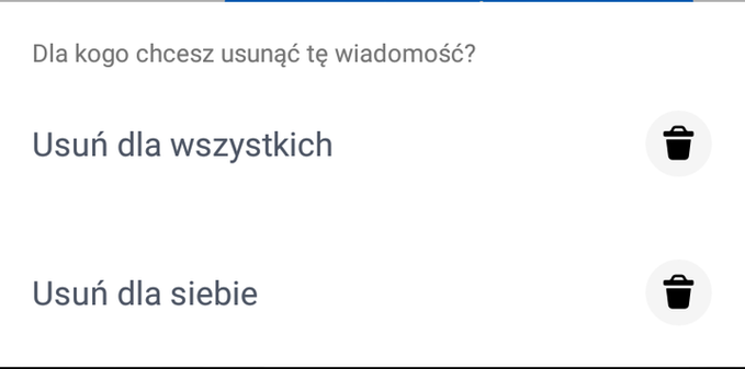 Screen zMessengera