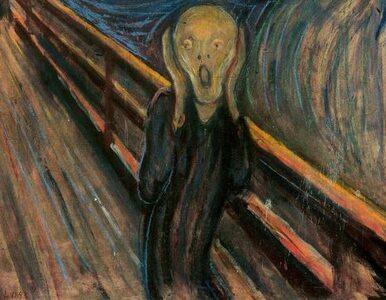 Tajemniczy napis na słynnym obrazie Muncha. Analiza potwierdziła autora
