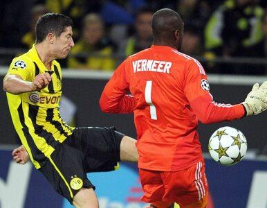 Robert Lewandowski bohaterem Dortmundu! Borussia-Ajax 1:0