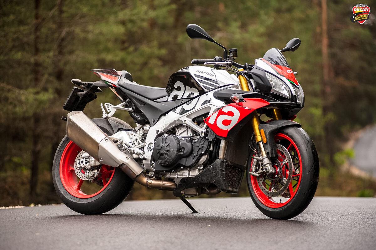 Wiosna z Ducati Włoskie motocykle w dniach 18-20 maja zdominowały świętokrzyskie drogi