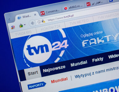 TVN24 nadal bez nowej koncesji. Interwencja ambasady USA