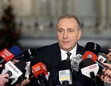 Schetyna o Kijowskim: Nieważne czy trwa kampania. Finansowanie musi być...