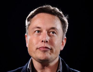 Elon Musk też poleci w kosmos. Za bilet zapłaci konkurencji