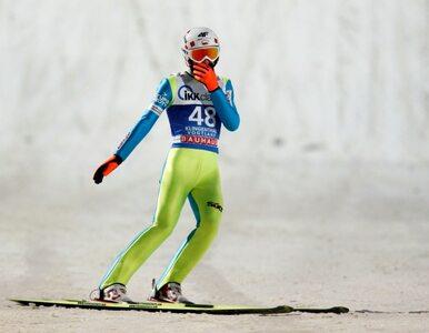 Lillehammer: Stoch drugi w kwalifikacjach