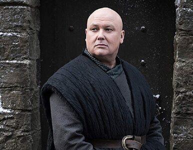 """Wciela się w rolę Varysa w serialu """"Gra o tron"""". Udzielił osobistego..."""