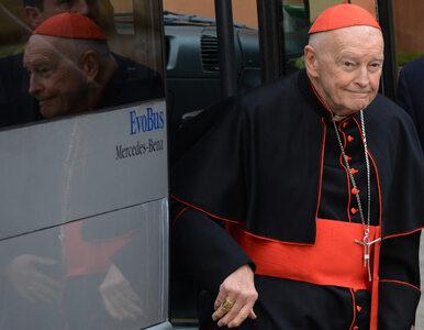 Biograf papieża: Theodore McCarrick bezczelnie okłamał Jana Pawła II