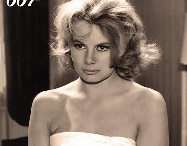 Nie żyje dziewczyna Bonda. Jako pierwsza rozebrała się na ekranie