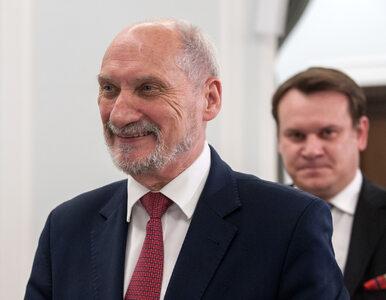 """""""GW"""": Prezes PiS zgodził się, by Macierewicz został szefem NIK"""