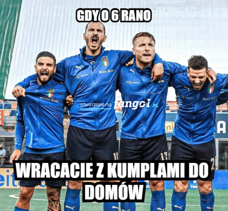 Mem po meczu Turcja - Włochy