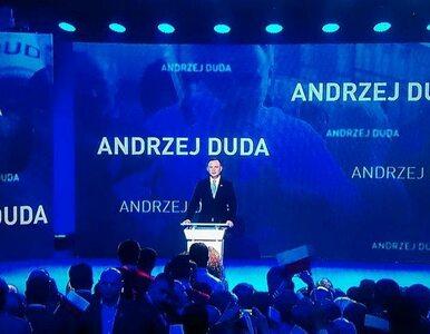 """Finał kampanii Andrzeja Dudy. """"Jesteśmy bliscy zwycięstwa i..."""