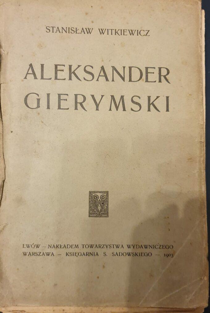 """Aleksander Gierymski"""