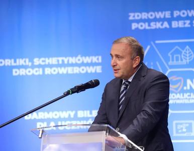 Grzegorz Schetyna o PiS: Ich koniec jest bliski
