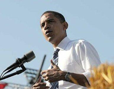 Sztab Obamy zwraca nielegalną wpłatę