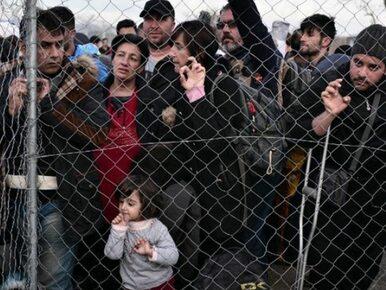 """Obóz dla uchodźców jak """"współczesne Dachau"""". Tak twierdzi szef MSW Grecji"""