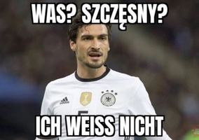 Euro 2020. Hummels jak Szczęsny. Internauci kpią z porażki Niemiec i...