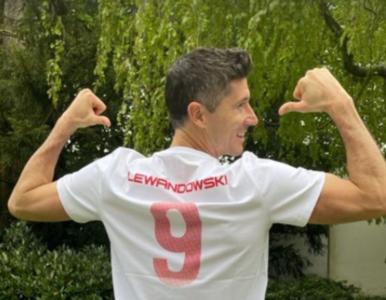 Niespodzianka dla fanów Lewandowskiego. Marka 4F wypuściła koszulki z...
