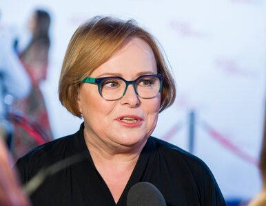 Ilona Łepkowska: Naczelnik przestał trzymać wszystkich za mordę