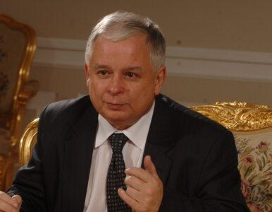 Kaczyński chciał odwołania wizyty Putina w Polsce