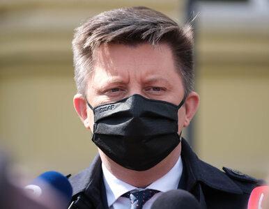 """Dworczyk podsumowuje tydzień. """"Wykonanych zostało 1,6 mln szczepień"""""""