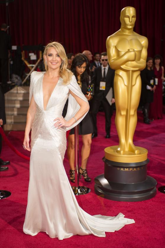 Kate Hudson podczas 86. ceremonii rozdania Oscarów w 2014 roku
