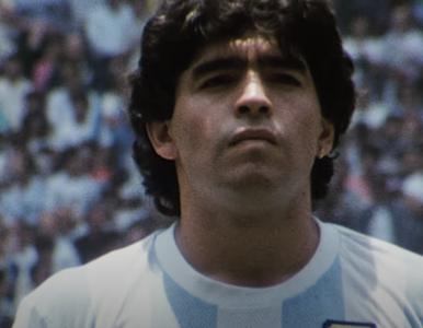 Brytyjski dziennikarz: Maradona postradał zmysły, cierpiał na manię...