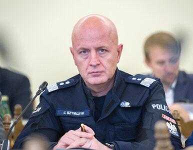 Konflikt szefa polskiej policji z ministrami. Może stracić pracę po...