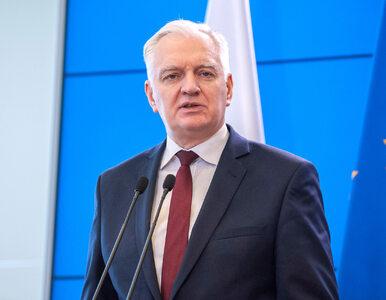 Jarosław Gowin mówi o przedłużeniu zawieszenia zajęć na uczelniach....