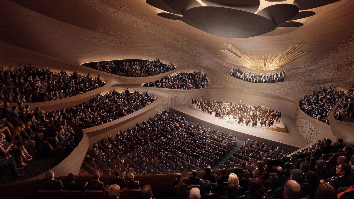 Filharmonia w Jekaterunburgu Filharmonia w Jekaterunburgu, Rosja