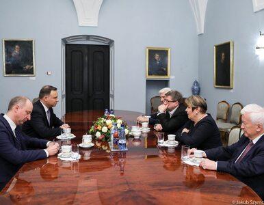 Prezydent rozmawiał z członkami KRRiT. Tematem sytuacja w mediach i...