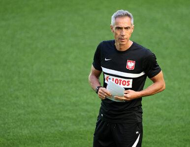 Sousa o tym, jak ma grać jego reprezentacja: Chcemy być pozytywni,...