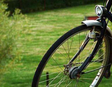 Jeździł na rowerze po... drodze ekspresowej