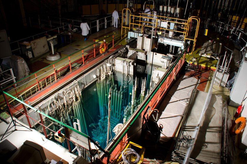 Badawczy reaktor jądrowy MARIA