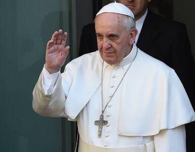 Franciszek apeluje o pokój na Ukrainie