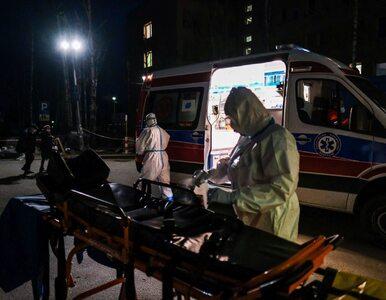 Koronawirus w Polsce. Rekord zakażeń w IV fali, zmarły 22 osoby