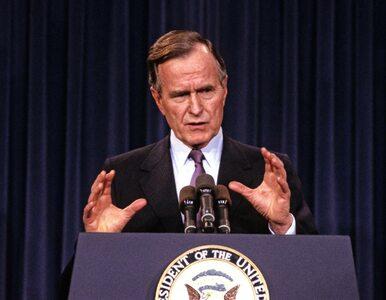 Prezydent Andrzej Duda poleci do USA na pogrzeb George'a HW Busha