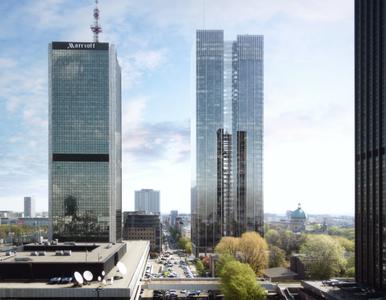 Nowa inwestycja w centrum Warszawy. Zgodę na budowę musiał wydać Watykan