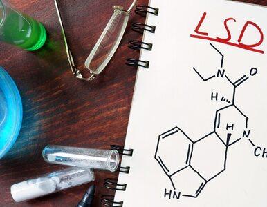 Naukowcy: LSD pomoże w leczeniu depresji i uzależnień