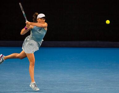Iga Świątek nie powiedziała ostatniego słowa w Australian Open. Jutro...